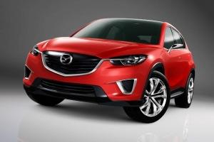 Mazda представила кроссовер CX-5