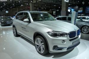 BMW построила гибрид для Китая