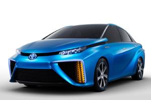 Водородный седан от Toyota получил цену