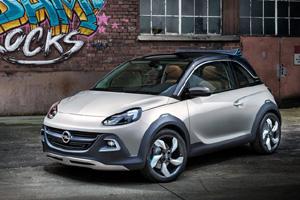 На российский рынок выходит компактный хэтч Opel Adam