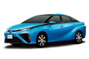 Водородная Toyota вышла на рынок
