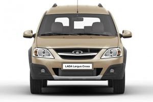 Lada Largus Cross появится на рынке в феврале