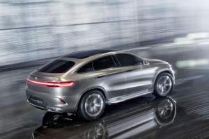 Кроссовер Mercedes GLE Coupe
