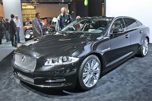 Jaguar обновит XJ к концу года