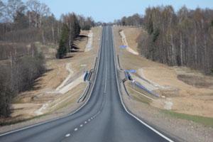 Обновление дорог и авто Новосибирска