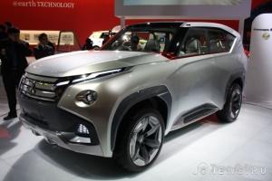 В Чикаго Mitsubishi покажет GC-PHEV