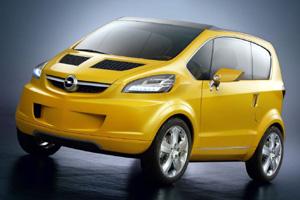 Электрокар от немецкого концерна Opel