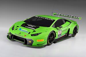 Lamborghini представила Huracan GT3