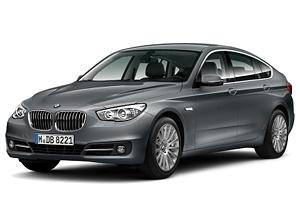 BMW обновит лифтбэк 5-Series GT