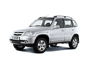 Когда на рынке появится Chevrolet Niva?