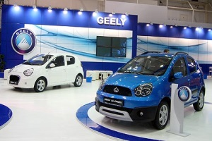 На рынке РФ подорожают модели Geely