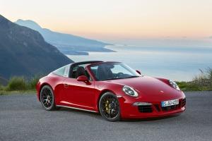 Представлена самая мощная тарга Porsche 911