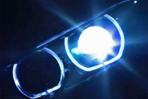 BMW модернизировала лазерные фары