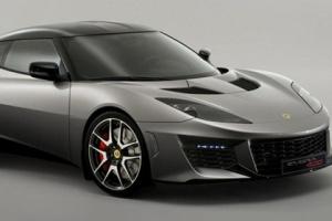 Lotus представил 400-сильный спорткар