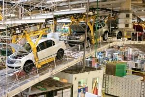 Завод Renault остановит производство