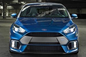 Полный привод Focus RS появится на других «Фордах»