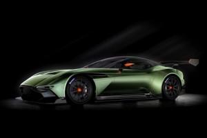 Aston Martin выпустил трековый суперкар