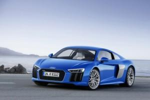 Внешность Audi R8 рассекретили в Интернете