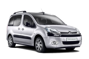 Citroen представила Berlingo Multispace