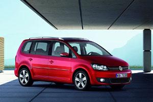 Volkswagen представил компактвэн Touran