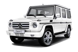 «Мерседес» показал новый G-Class
