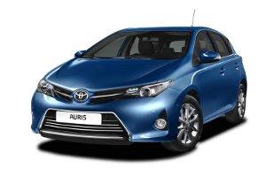 «Тойота» впервые обновила семейство Auris