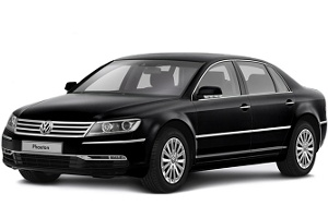 Volkswagen обновит модель Phaeton