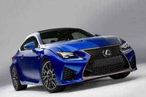 Lexus RC получит «турбочетверку»