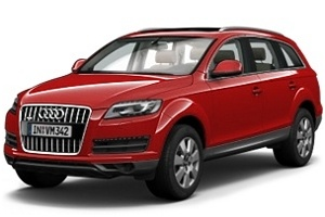 Audi Q7 проедет без дозаправки 1410 км