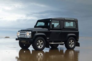 Land Rover Defender представят через три года