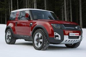 Land Rover Defender появится в 2018 году