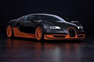 Bugatti показала публике последний Veyron