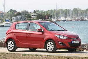 Hyundai оснастил i20 внедорожными аксессуарами