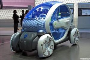 Новые экоавтомобили на страже чистоты