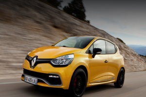 Renault представила мощный Clio RS
