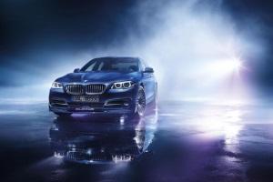 Спецверсии моделей BMW B6 и B5