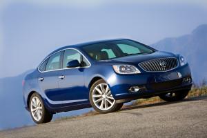 General Motors представил Buick Verano