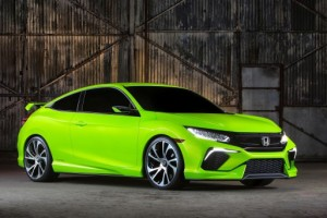 Honda показала предвестника нового «Сивика»