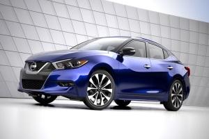Представлен Nissan Maxima нового поколения