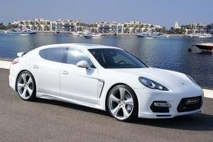 Прямой конкурент для Porsche Panamera
