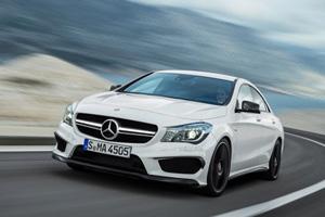 Что приготовила Mercedes для рынка РФ?