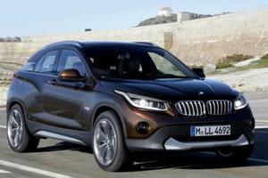 BMW будет выпускать кроссовер X2