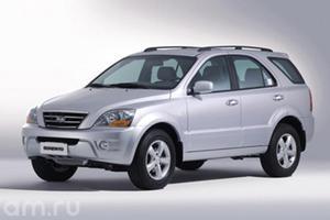 KIA Sorento - самое безопасное авто