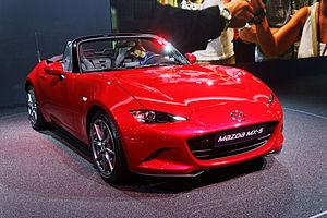 Fiat породнится с новой Mazda MX-5