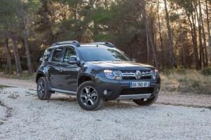 Появится новая версия Renault Duster