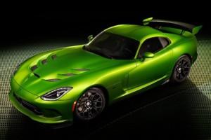Dodge представил спорткар Viper ACR