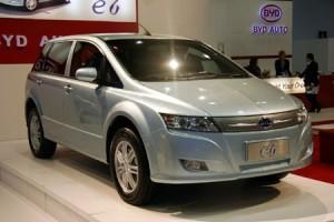 Китайская марка BYD уходит из России