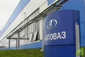 """""""АвтоВАЗ"""" возобновил работу конвейера в Тольятти"""