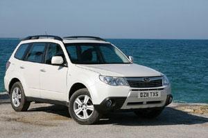 Subaru отзывает в России 4,3 тыс автомобилей