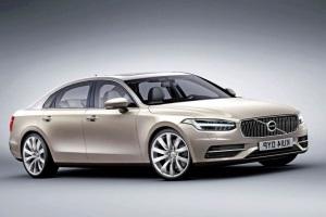 """Volvo"" не удержала в тайне ""S90"""